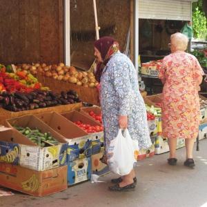 Odessa street market