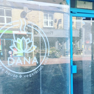 Dana cafe Sheffield