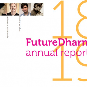 FutureDharma Annual report 2018