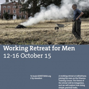 Working Retreat for Men