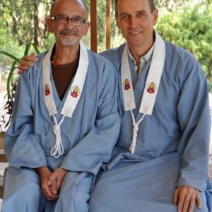 Cittabodhi and Moksananda