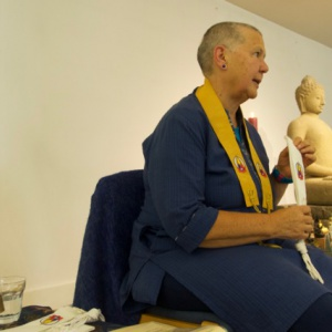 Parami preparing the kea
