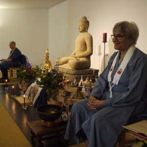 Parami, the Buddha and Paramachitta