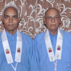 Prajnyarashmi and Bodhisagara