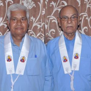 Santmanas and Bodhisagara