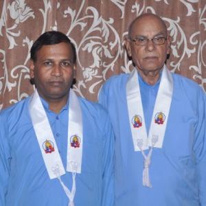 Siddhinaga and Bodhisagara