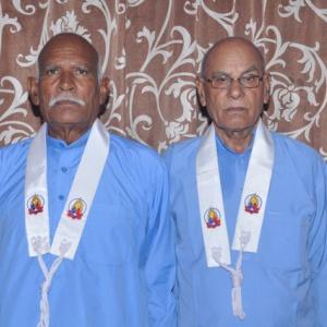 Vishuddhavirya and Bodhisagara