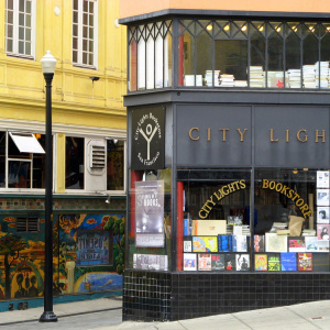 Where the Beats began, City Lights, SF, a personal memoire from Acarasiddhi