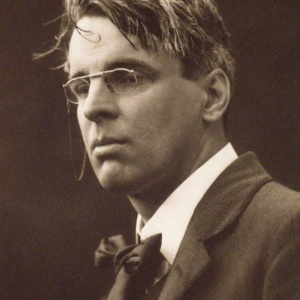 The poet W.B Yeats in 1911