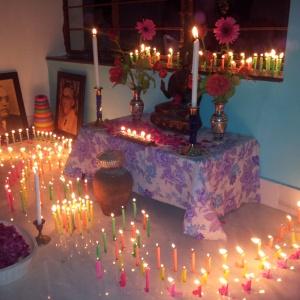 Candlelight Pooja