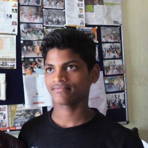 Rajat Ambade - 84 % in SSC Board exam