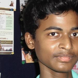 Aditya achieved 86% in SSC Board