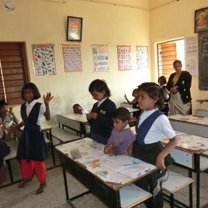 Vadaar Children's presentation