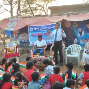Dr Ajay Meshram Guiding