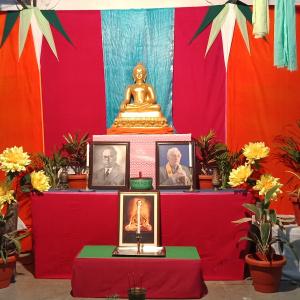 Shrine at Mahendranagar