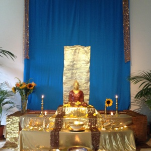 golden shrine