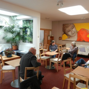 Meeting at the Birmingham Buddhist Centre