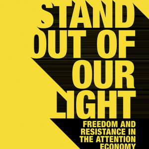 Stand Out of Our Light cover
