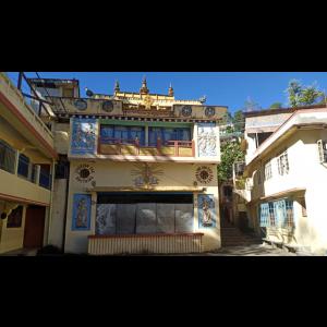 Den kulturella scenen och på toppen tempelrum