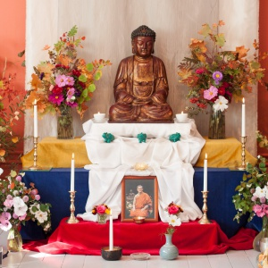 Ordination shrine