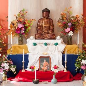 Ordination shrine