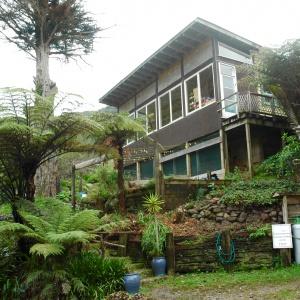 Community house at Sudarshanaloka