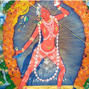 Творческие символы тантрического буддизма, Сангхаракшита