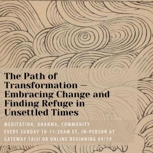 path of transformation