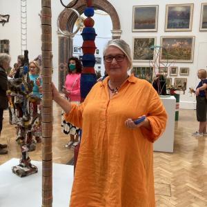 Akashalila at the Royal Academy Summer Show