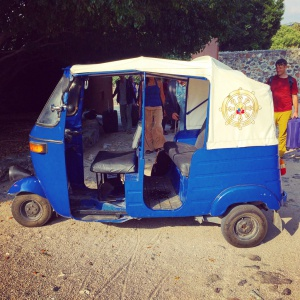 Dharma Rickshaw (the Order arrives)