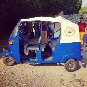 Dharma Rickshaw (the Order arrives)