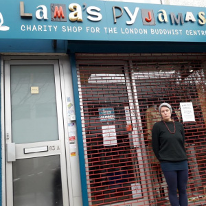 Lamas Pyjamas in London UK has closed