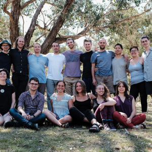 'Coming Home to Freedom' retreat with the Melbourne Young Buddhists in November 2018