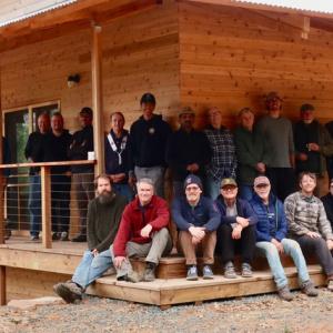 Men's Ordination training retreat, May 2019