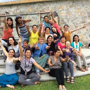 Women's GFR Sangha, Mexico