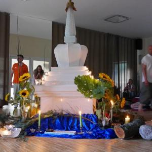 Nordic shrine