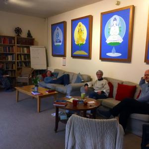 The 'sofa practice'!