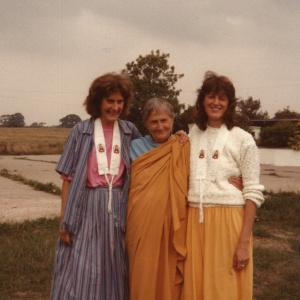 The Preceptors: Srimala, Ratnasuri and Sanghadevi