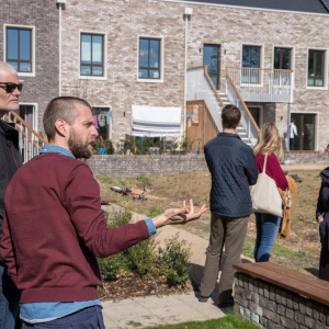 During a visit to Marmalade Lane - another cohousing project in Cambridge