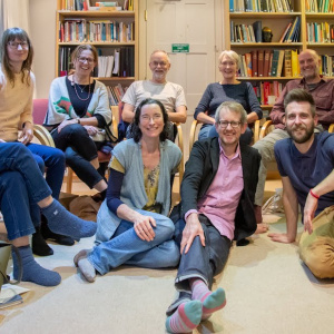 Members of the Suvana Cohousing Project