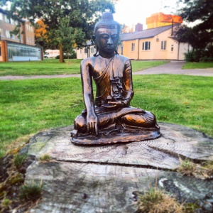 The Buddha of the Stump