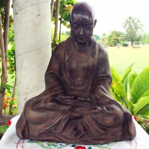The Buddha of the Shrine Path