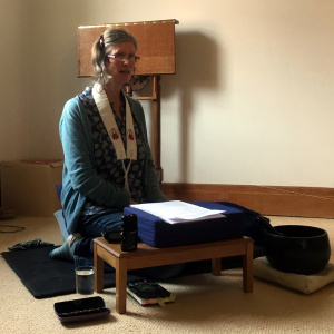 Vajradevi is leading this year's Bristol Buddhist Centre's Rains Retreat