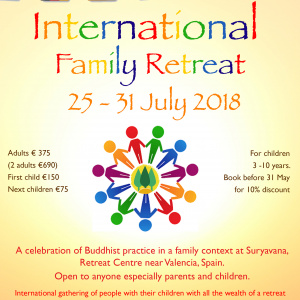 International Family Retreat