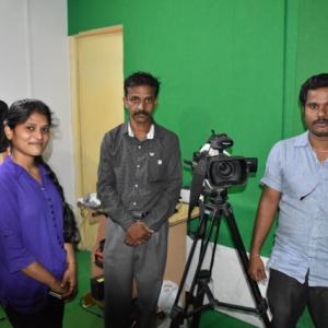 LBTV Producer and Camera Crew