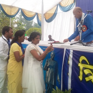 Conversion Ceremony