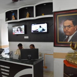 Lord Buddha TV Office