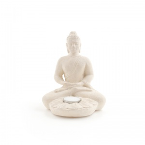 Thai Buddha Tealight Holder - £10.00