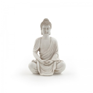 Large Meditating Buddha - £7.50