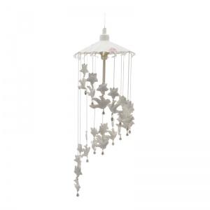 White Doves Parasol - £9.00